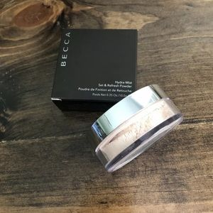 BECCA Hydra-Mist Set & Refresh Powder NEW